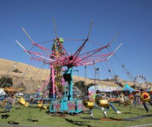 San Benito County Fair. Photo by Robert Eliason.