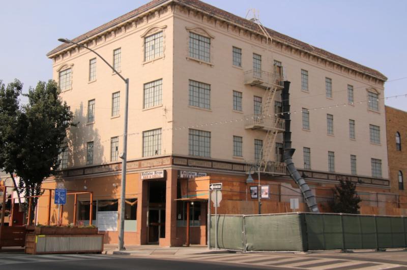 Old Pendergrass Hotel