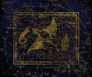 Constellation Cygnus. Image courtesy of Pixabay.